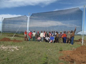 Newly Constructed LFCs in Tanzania